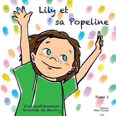 Livre pour enfant Lily et sa popeline