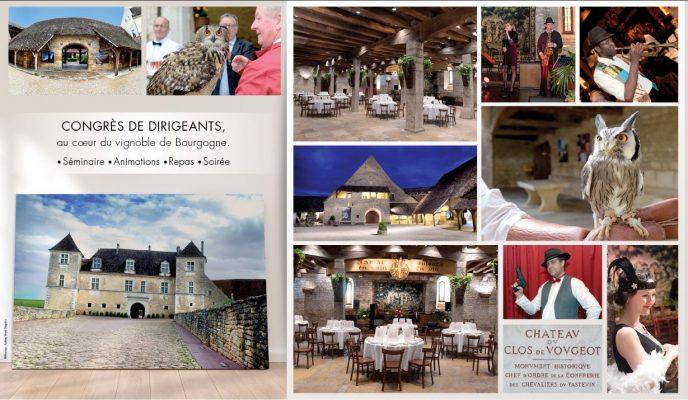 organisation congrès Bourgogne