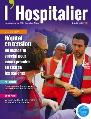 journal interne hospitalier